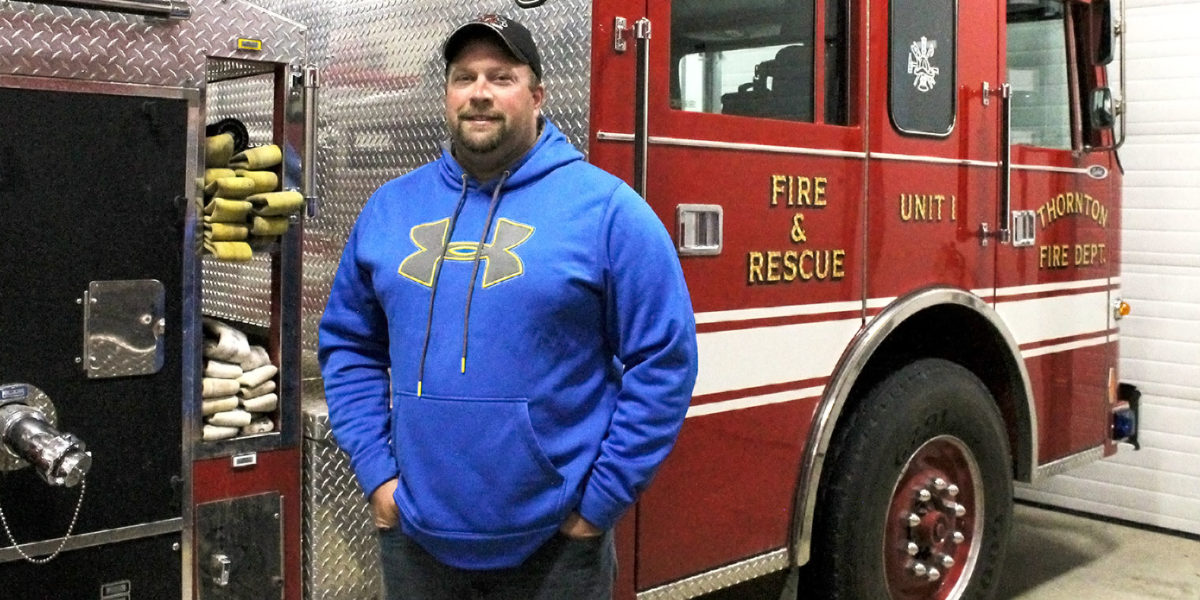 Rob Schmidt - Fire Department