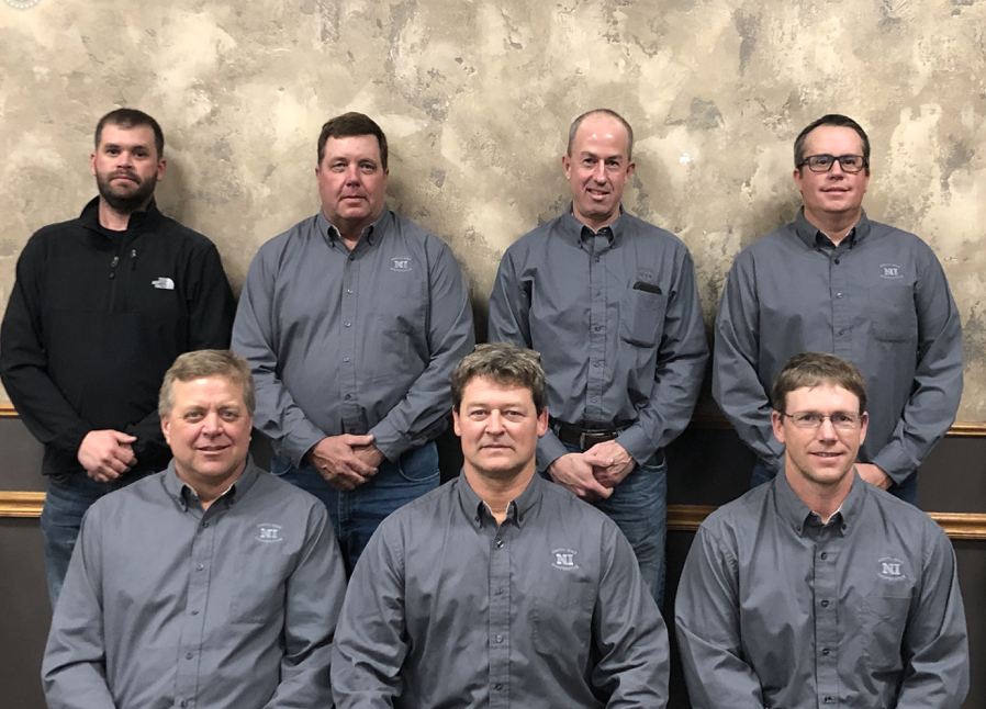 North Iowa Cooperative Board of Directors